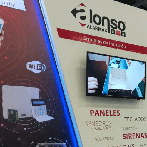 *Alonso Alarmas nuevamente presente en ESS* | International Security Fair Colombia 2018
