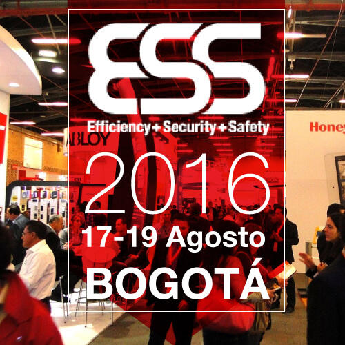 *Garnet nuevamente presente en ESS International Security Fair Colombia 2016*