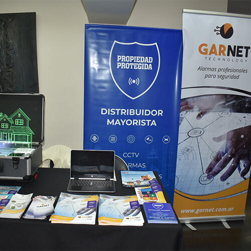*Garnet Technology presente en* | SCE Security Conference & Expo Buenos Aires